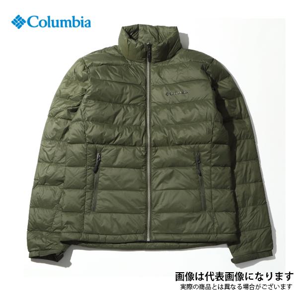 マウンテンスカイラインジャケット 347 Surplus Green M PM5688 コロンビア