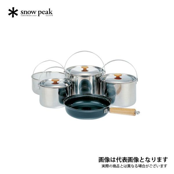 フィールドクッカー PRO.1 CS-021 スノーピーク