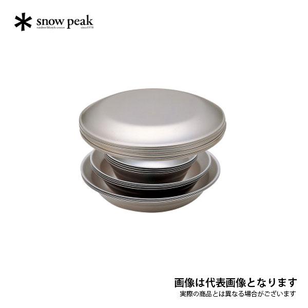 テーブルウェアーセット L ファミリー TW-021F スノーピーク
