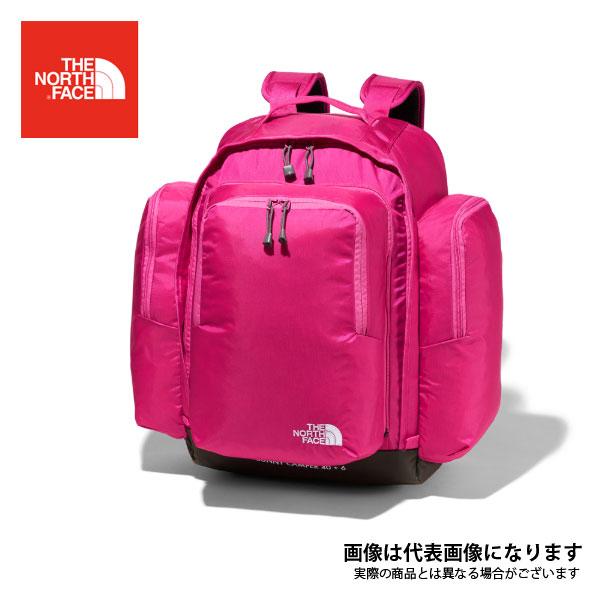サニーキャンパー 40+6 (キッズ) MP ミスターピンク NMJ71700 ノースフェイス