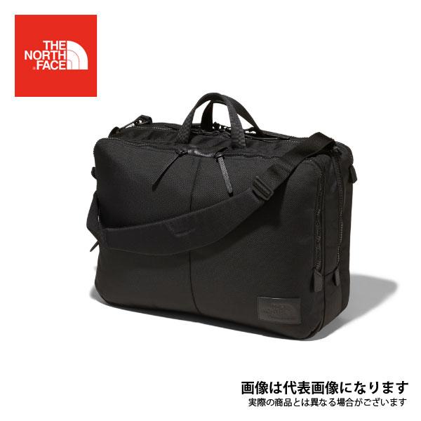コーデュラバリスティック 3WAYデイパック K ブラック NM82019 ノースフェイス バッグ リュック ビジネス 旅行 PC