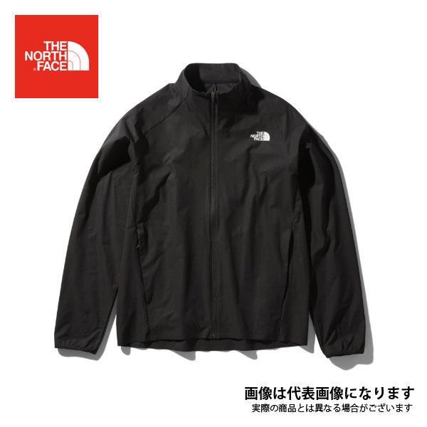 エイペックライトジャケット (メンズ) K ブラック L NP22080 ノースフェイス ジャケット アウター アウトドア ウェア