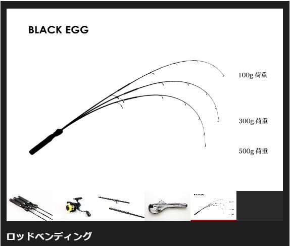 ブラック エッグ ジャッカル