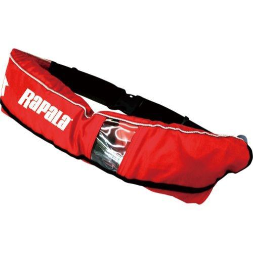 【あす楽対応】ラパラ(RaPaLa) 膨張式救命胴衣 ベルトタイプ RWP2-RE レッド