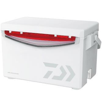 ダイワ(Daiwa) クールラインα GU 2500 25L ホワイト/レッド