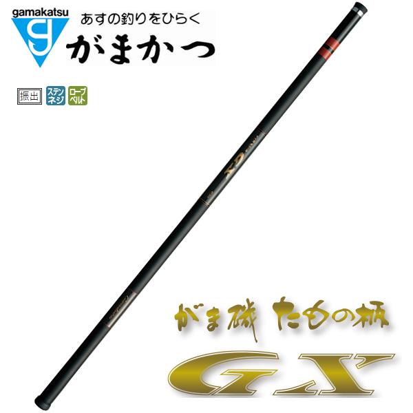 がまかつ(Gamakatsu) がま磯 たもの柄GX 7.0m