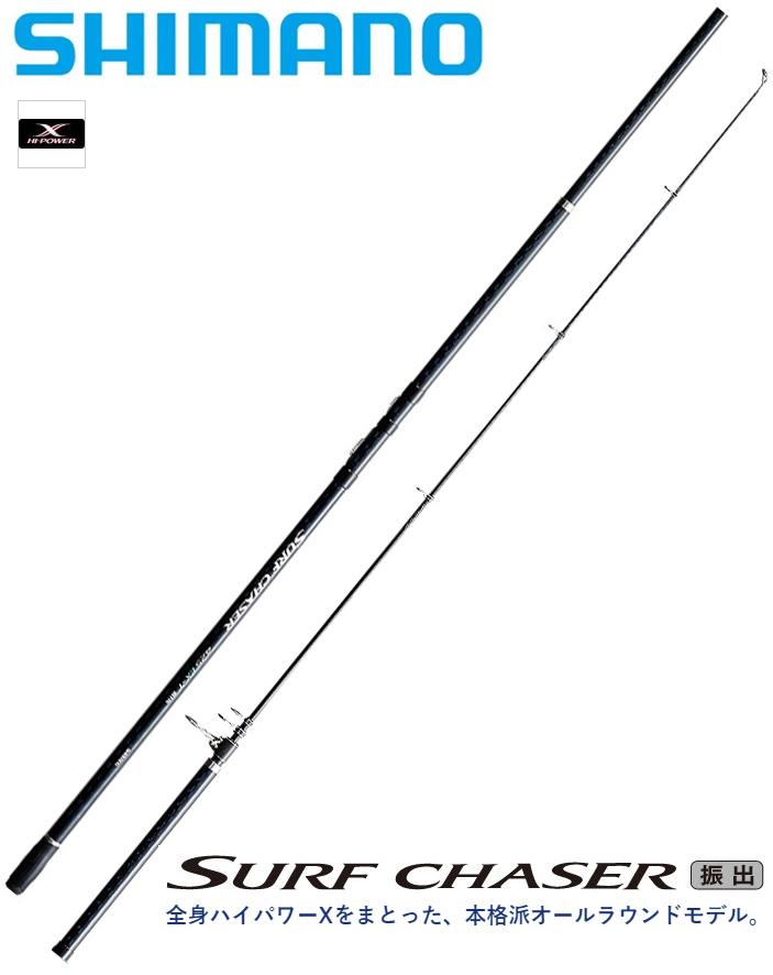 シマノ(SHIMANO) サーフチェイサー (振出) 385FX-T