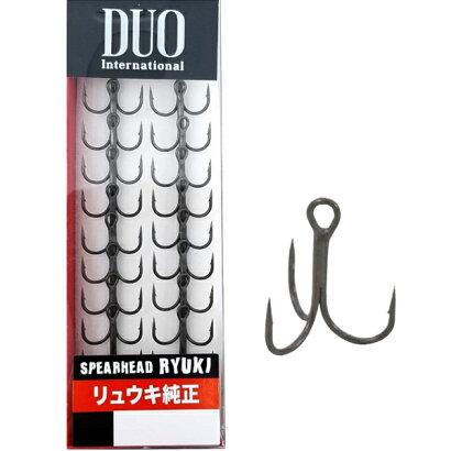 デュオ(DUO) リュウキ純正交換フック #12 【ネコポス配送可】