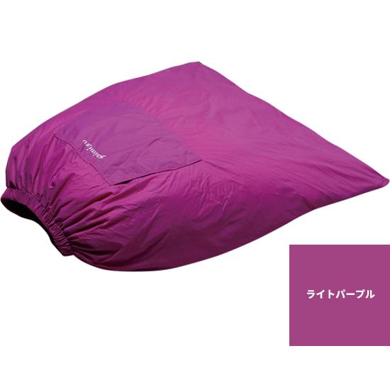 シミズ(Shimizu) ダウンスカート ライトパープル
