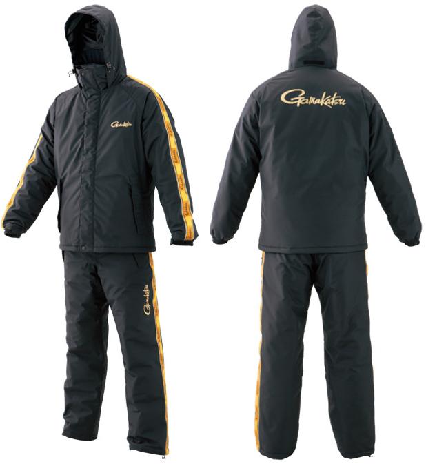 【売り尽くしセール】がまかつ(Gamakatsu) トレーニングウォームスーツ (ライトレイン) GM-3438