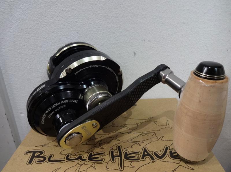 スタジオオーシャンマーク OGM ブルーヘブン L50Hi/L S2T-BG(17)/AE85cork
