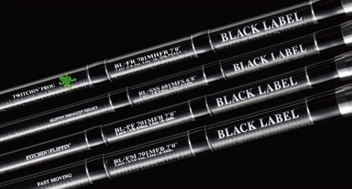 Daiwa black label SSS 641LXS