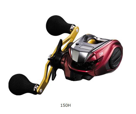ダイワ スパルタン MX IC 150H〔右ハンドル〕