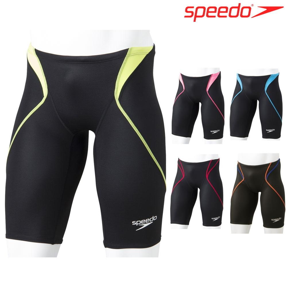 販売期間 限定のお得なタイムセール より高いレベルを目指す競泳スイマーに向けたニット素材のトップモデル スピード 競泳水着 男性用 スパッツ 新品未使用 SPEEDO メンズ アトラスジャマー 360°FLEX SC61906F FINA承認