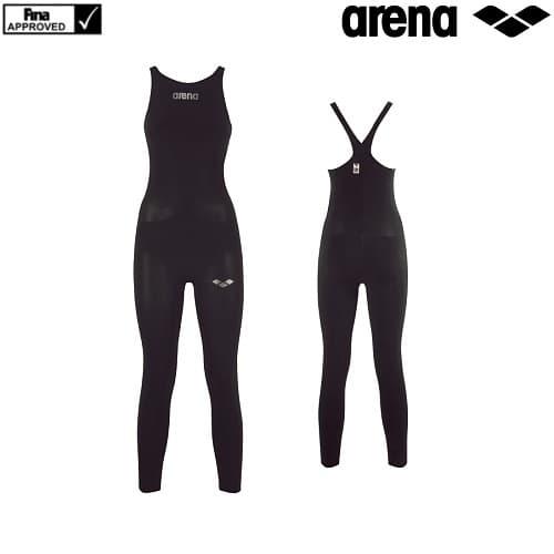 【送料無料/ポイント10倍】アリーナ ARENA 競泳用水着 レディース ロングスパッツクローズドバック POWERSKIN OPEN WATER(パワースキン オープンウォーター) FAR-6506W
