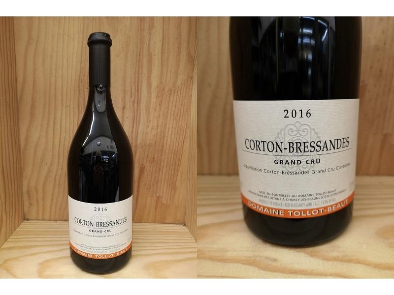BRES:[2016] コルトン ブレッサンド(トロ・ボー)Corton Bressandes(Tollot-Beaut)