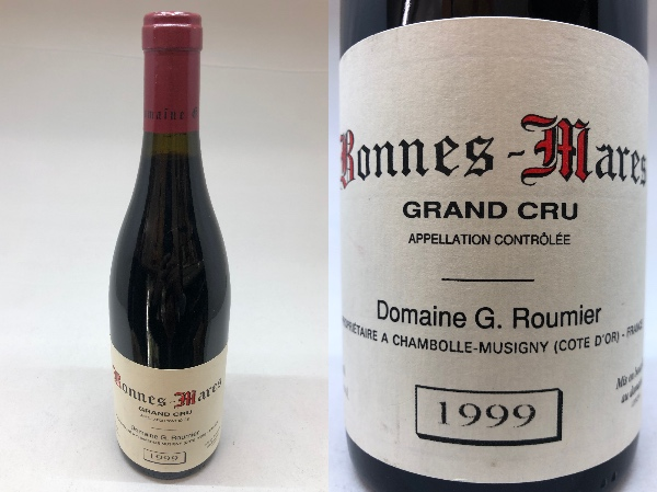 m:[1999] ボンヌ・マール (ジョルジュ・ルーミエ)Bonnes Mares (Georges Roumier)20190223