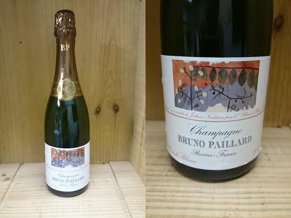 正規品:[2006] ブリュノ・パイヤール ブリュット ブラン・ド・ブランBruno Paillard Brut Blanc de Blan ブルーノ・パイヤール
