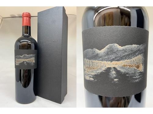 赤:[2013] シャノン ブラック 箱付(南アフリカ/シャノン・ヴィンヤーズ&ワイン) Shanon Black (South Africa/Shannon Vineyards Wine)