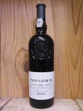 [2003]テイラー ヴィンテージ・ポート [2003]Taylor Vintage Port