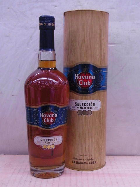 Splinternye fitch: Havana Club selection de Maestro 700 ml Havana Club QH-79