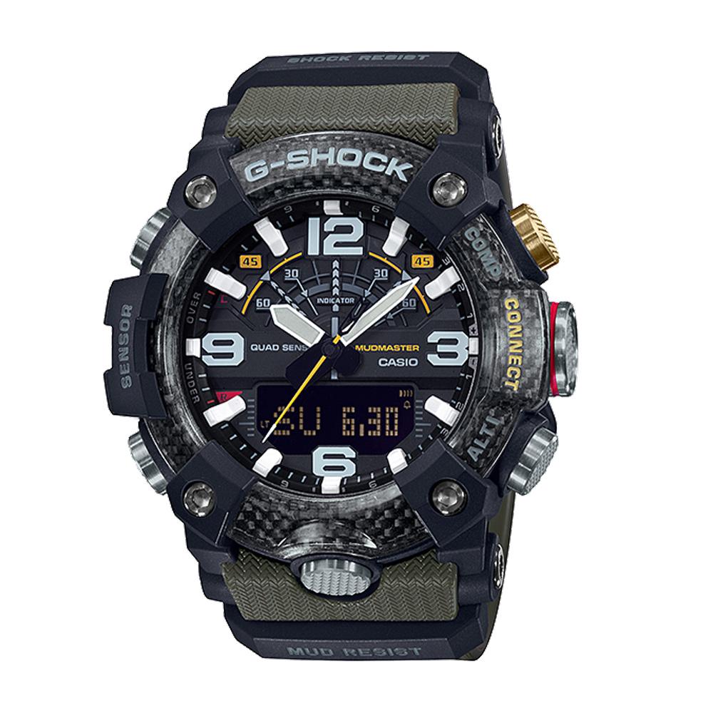ジーショック G-SHOCK 腕時計 MUDMASTER Bluetooth M GG-B100-1A3JF  ギフトラッピング無料 ラッキーシール対応