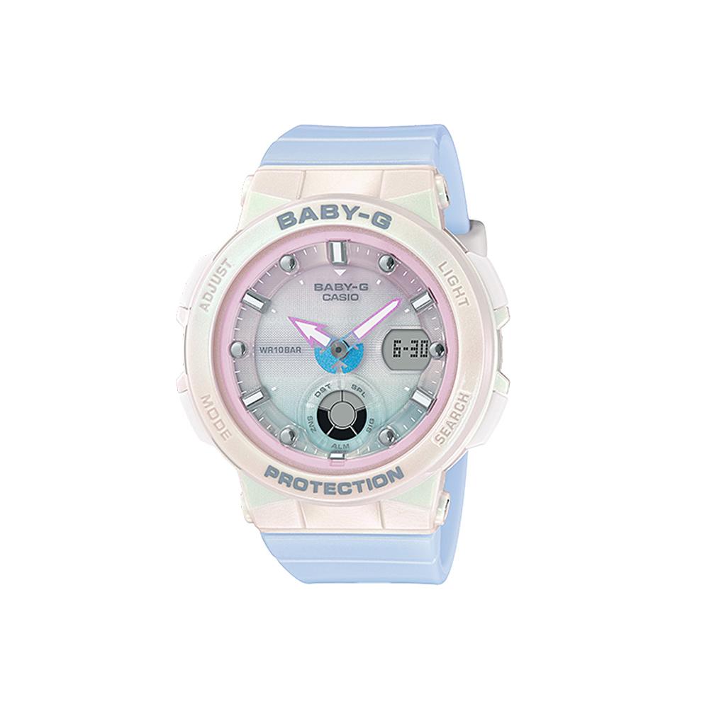 ベビージー BABY-G 腕時計 BEACH TRAVELER アナデジL BGA-250-7A3JF  ギフトラッピング無料 ラッキーシール対応