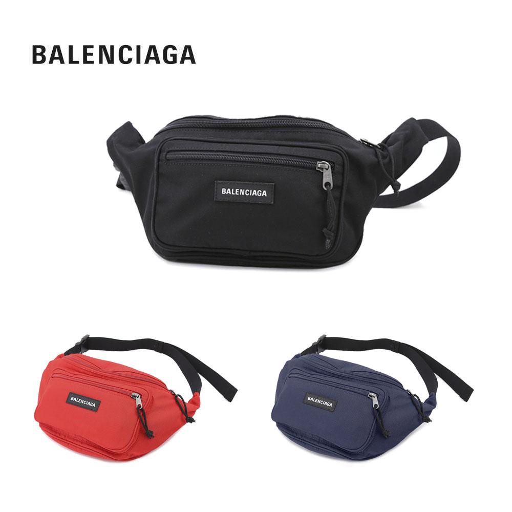 バレンシアガ BALENCIAGA ウエストバッグ EXPLORER NYL BELTPACK 4823899TY45  ギフトラッピング無料