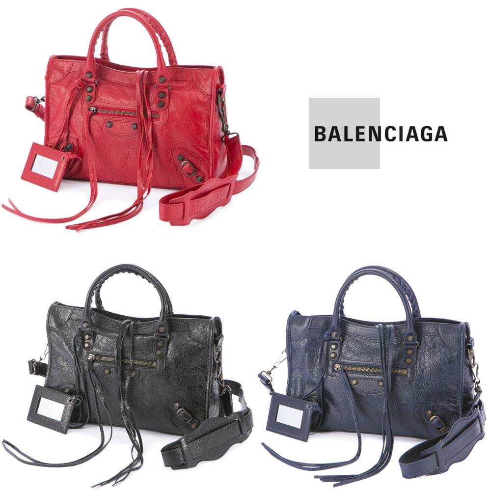 バレンシアガ BALENCIAGA ハンド・トートバッグ CLASSIC CITY S 431621D94JT  ギフトラッピング無料