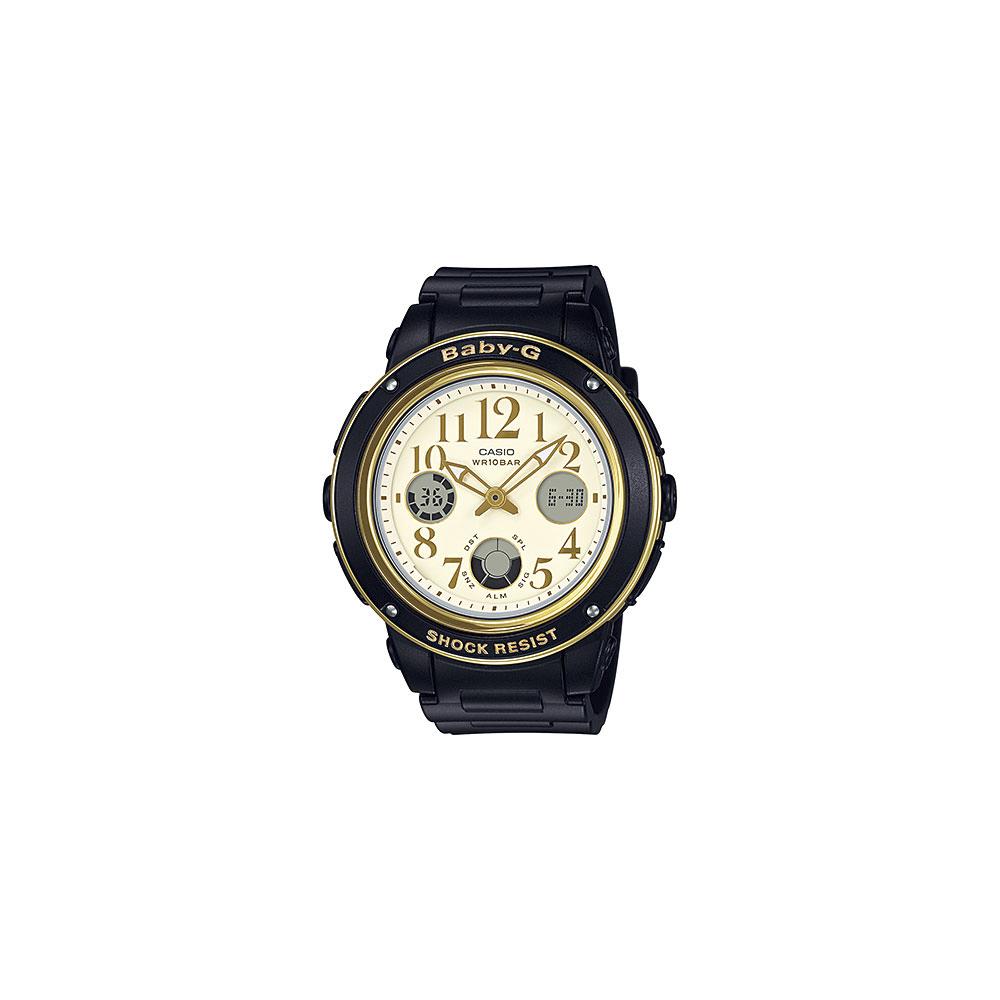【7月19日-26日限定★エントリーでポイント5倍】ベビージー BABY-G 腕時計 アナデジLウォッチ BGA-151EF-1BJF  ギフトラッピング無料