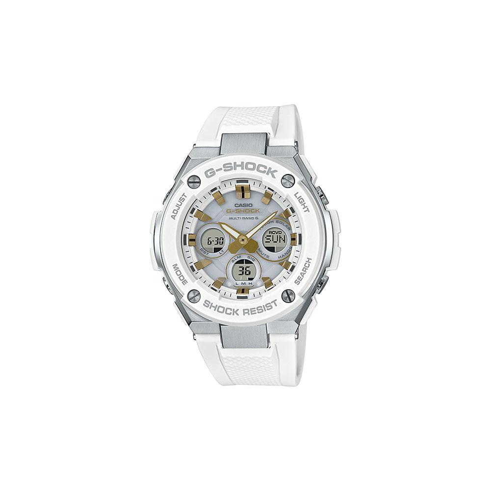 ジーショック G-SHOCK 腕時計 G-STEELアナデジ電波ソーラーM GST-W300-7AJF  ギフトラッピング無料 ラッキーシール対応