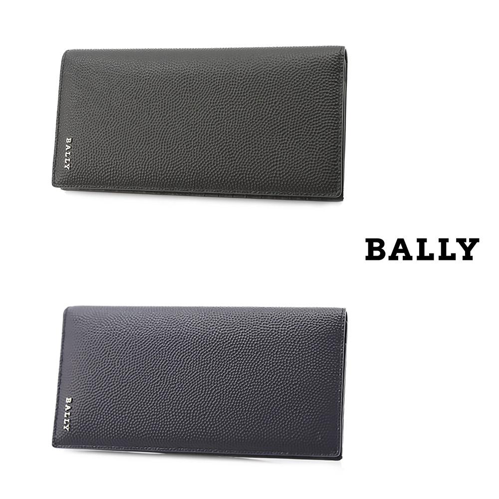 バリー BALLY 財布 LETTERING DOTカーフ長財布 NADIN  ギフトラッピング無料