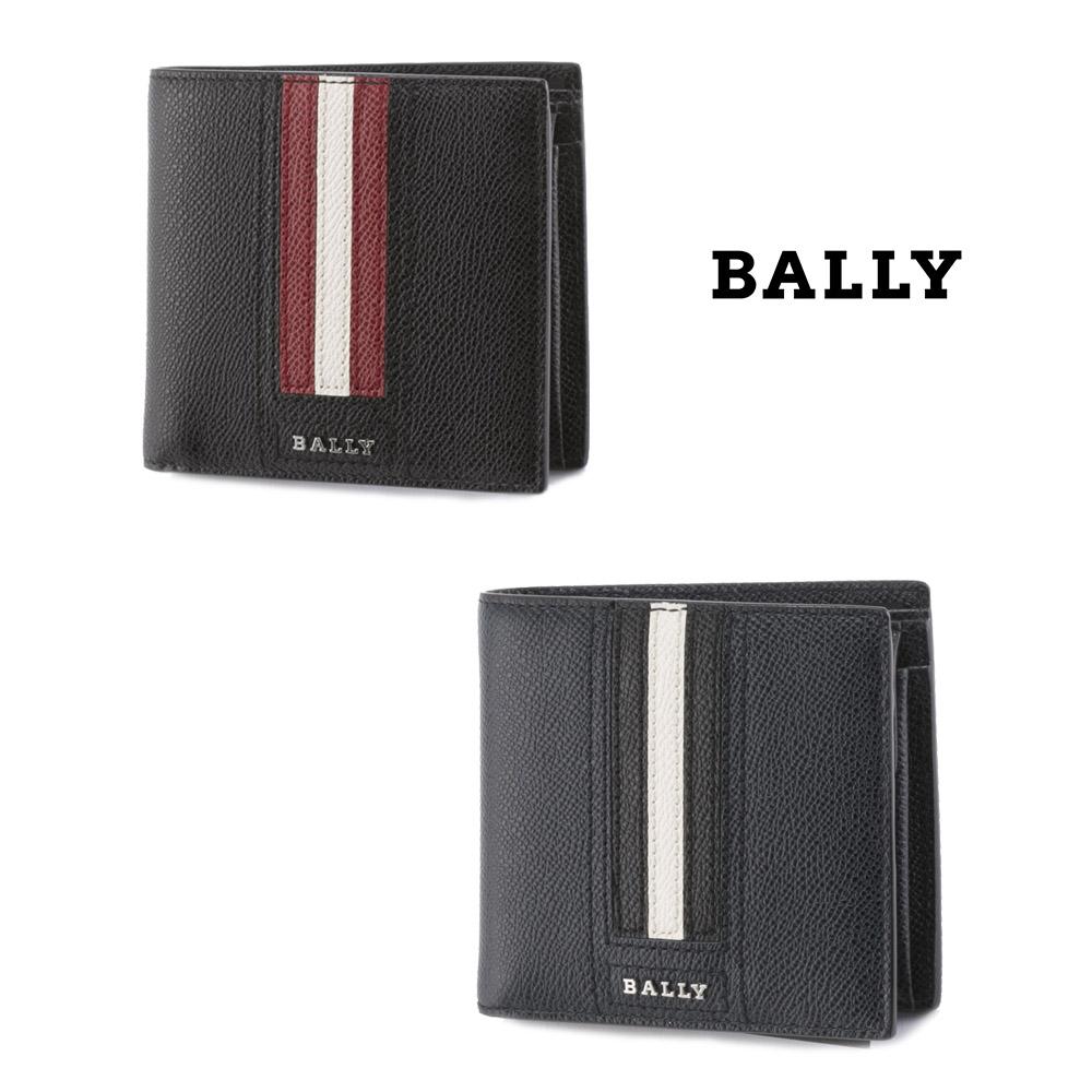 バリー BALLY 折財布 LETTERING TSP折小銭付 TEISEL.LT  ギフトラッピング無料