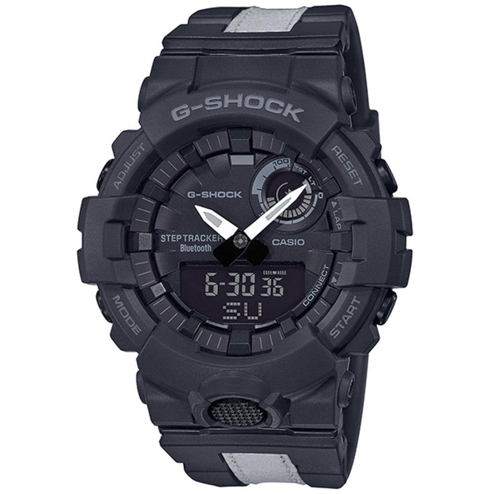 ジーショック G-SHOCK 腕時計 G-SQUAD Bluetooth アナデジMウォッチ GBA-800LU-1AJF  ギフトラッピング無料 ラッキーシール対応