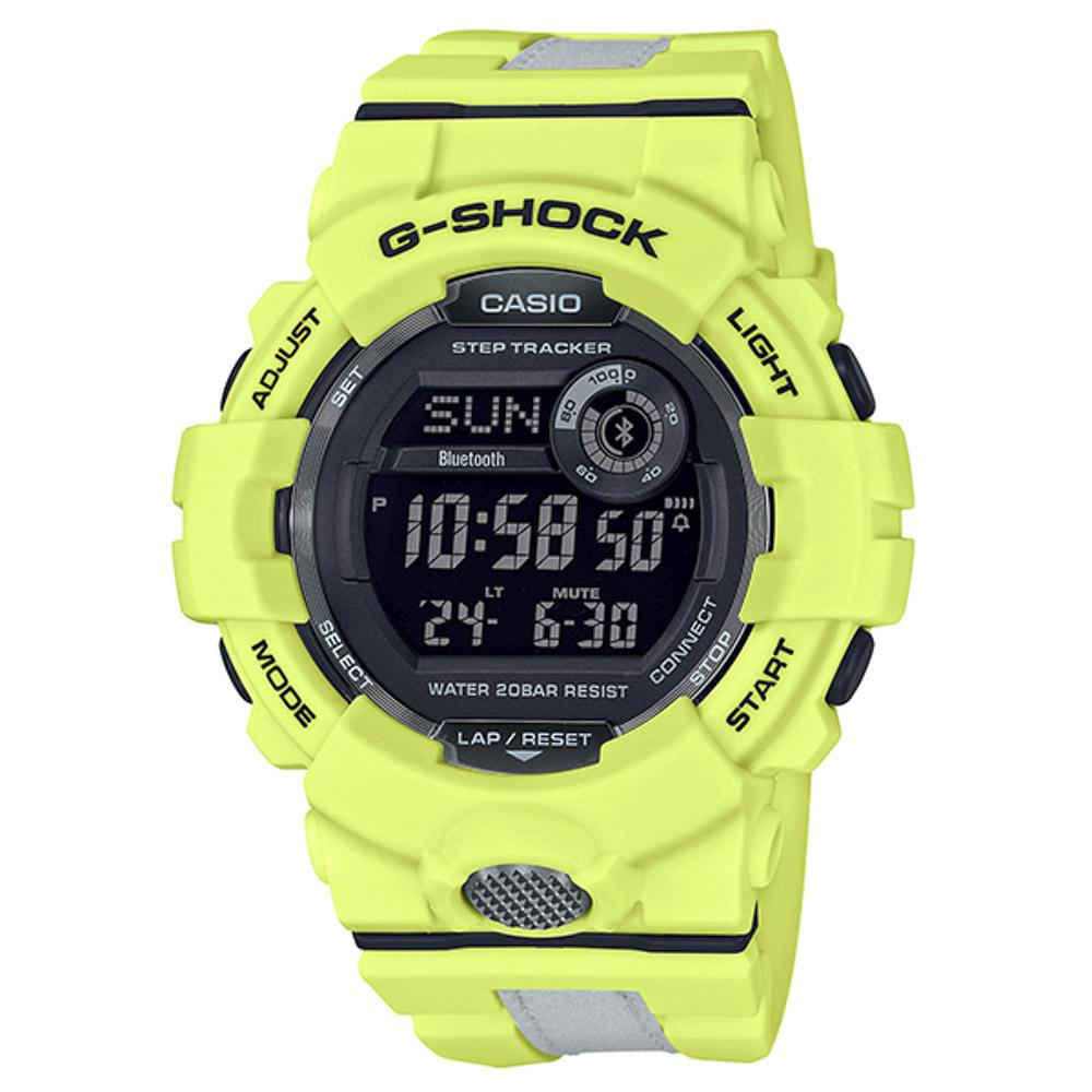 ジーショック G-SHOCK 腕時計 G-SQUAD Bluetooth デジタルMウォッチ GBD-800LU-9JF  ギフトラッピング無料 ラッキーシール対応