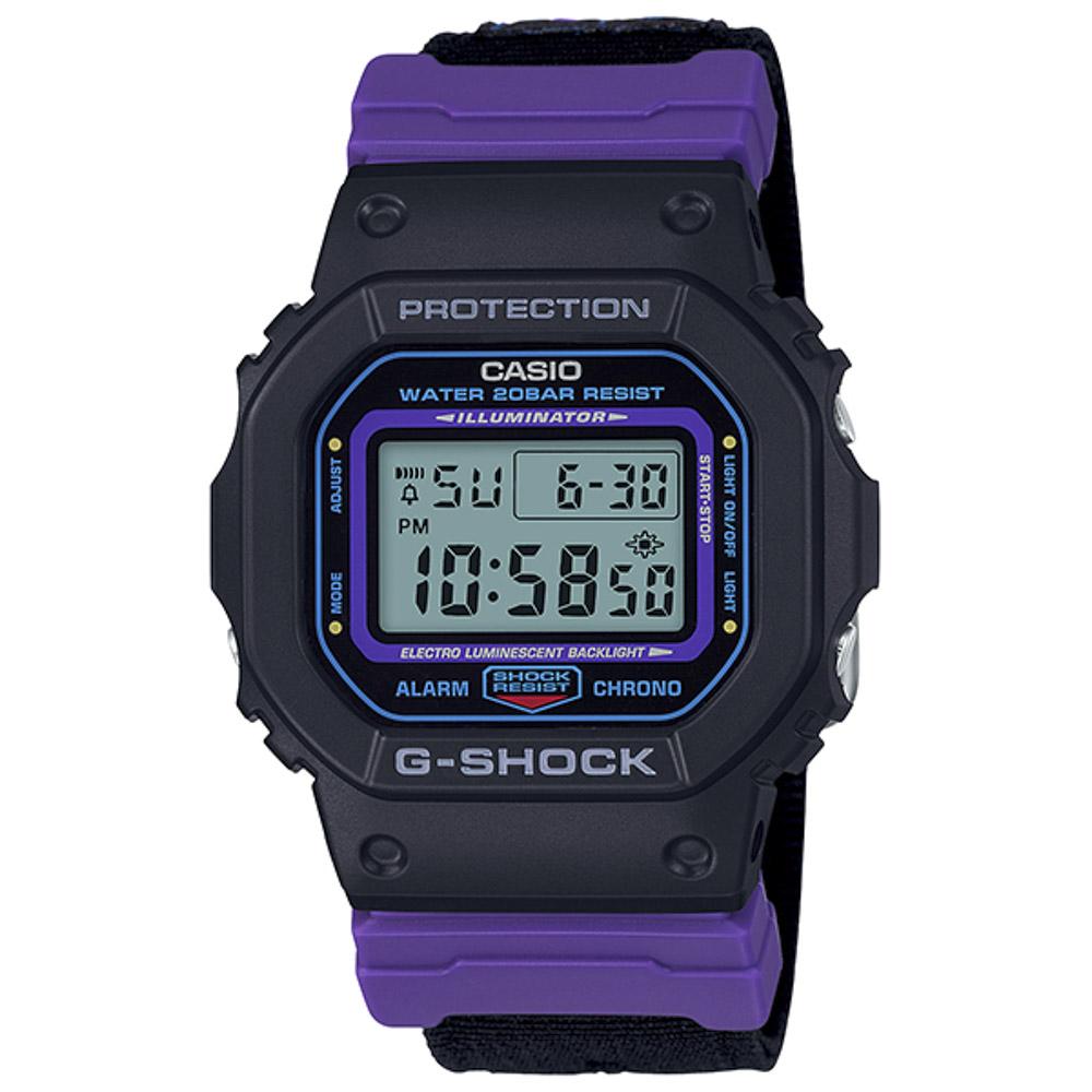 ジーショック G-SHOCK 腕時計 Throwback 1990s 替バンド付 デジタルMウォッチ DW-5600THS-1JR  ギフトラッピング無料 ラッキーシール対応