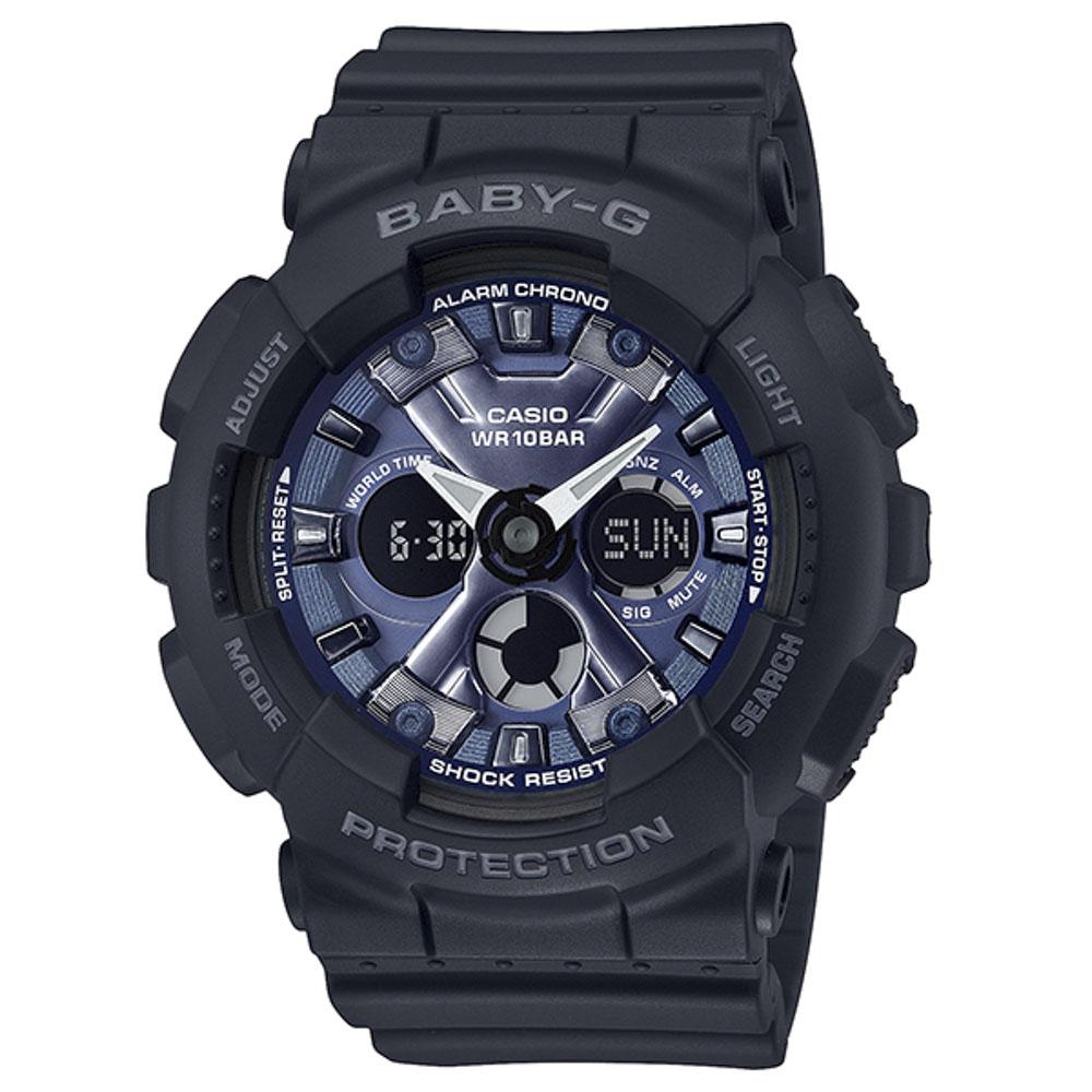 ベイビージー BABY-G 腕時計 アナデジLウォッチ BA-130-1A2JF  ギフトラッピング無料 ラッキーシール対応