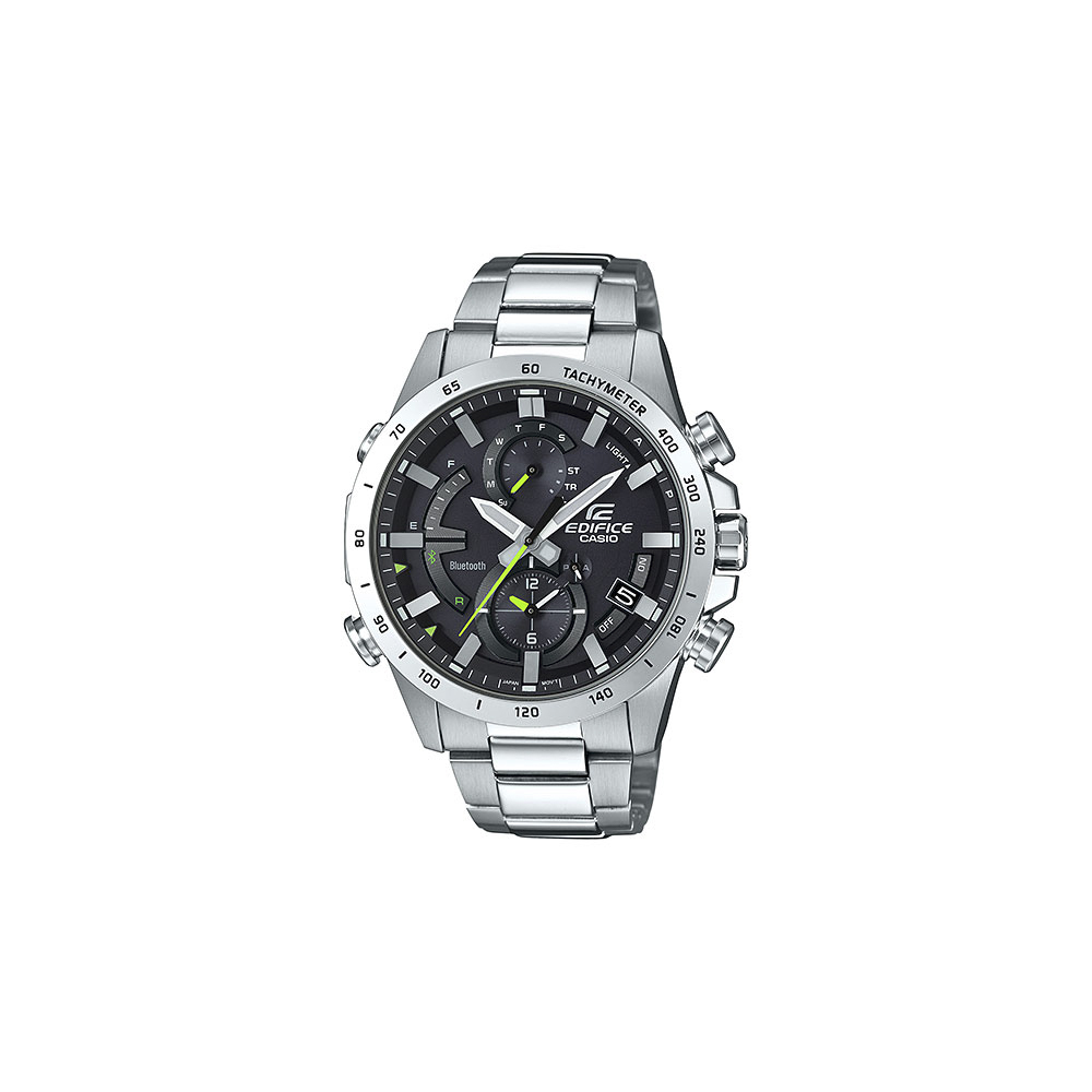 <title>3月13日-14日限定 クーポン配布中 全国一律送料無料 エディフィス EDIFICE 腕時計 クロノBluetoothソーラーMウォッチ EQB-900D-1AJF ギフトラッピング無料</title>