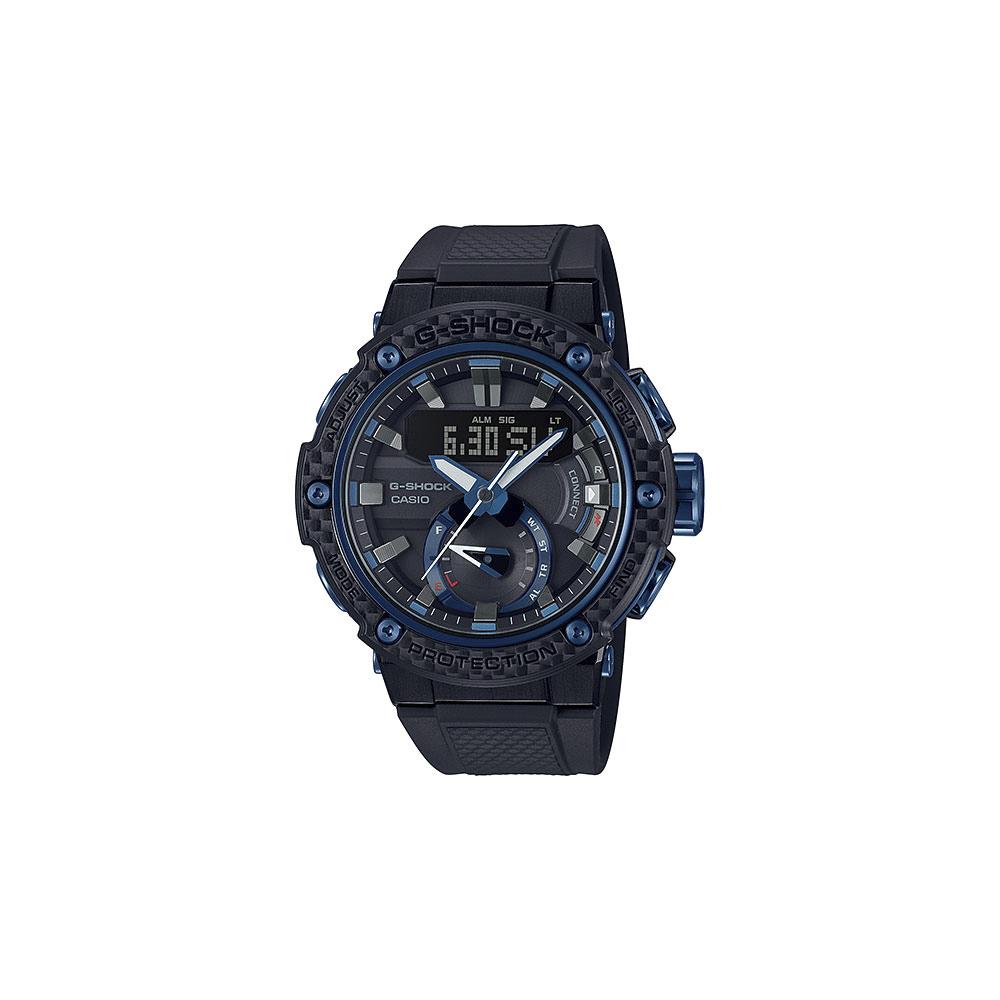ジーショック G-SHOCK 腕時計 G-STEEL BluetoothソーラーM GST-B200X-1A2JF  ギフトラッピング無料 ラッキーシール対応