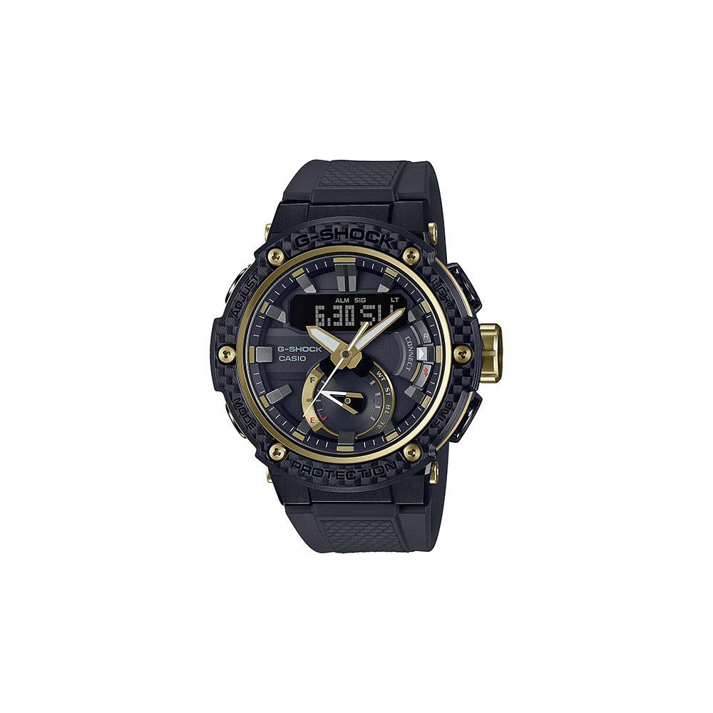 ジーショック G-SHOCK 腕時計 G-STEEL BluetoothソーラーM GST-B200X-1A9JF  ギフトラッピング無料 ラッキーシール対応