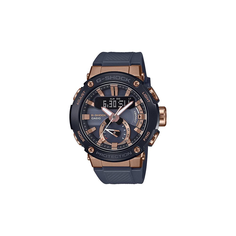 ジーショック G-SHOCK 腕時計 G-STEEL BluetoothソーラーM GST-B200G-2AJF  ギフトラッピング無料 ラッキーシール対応