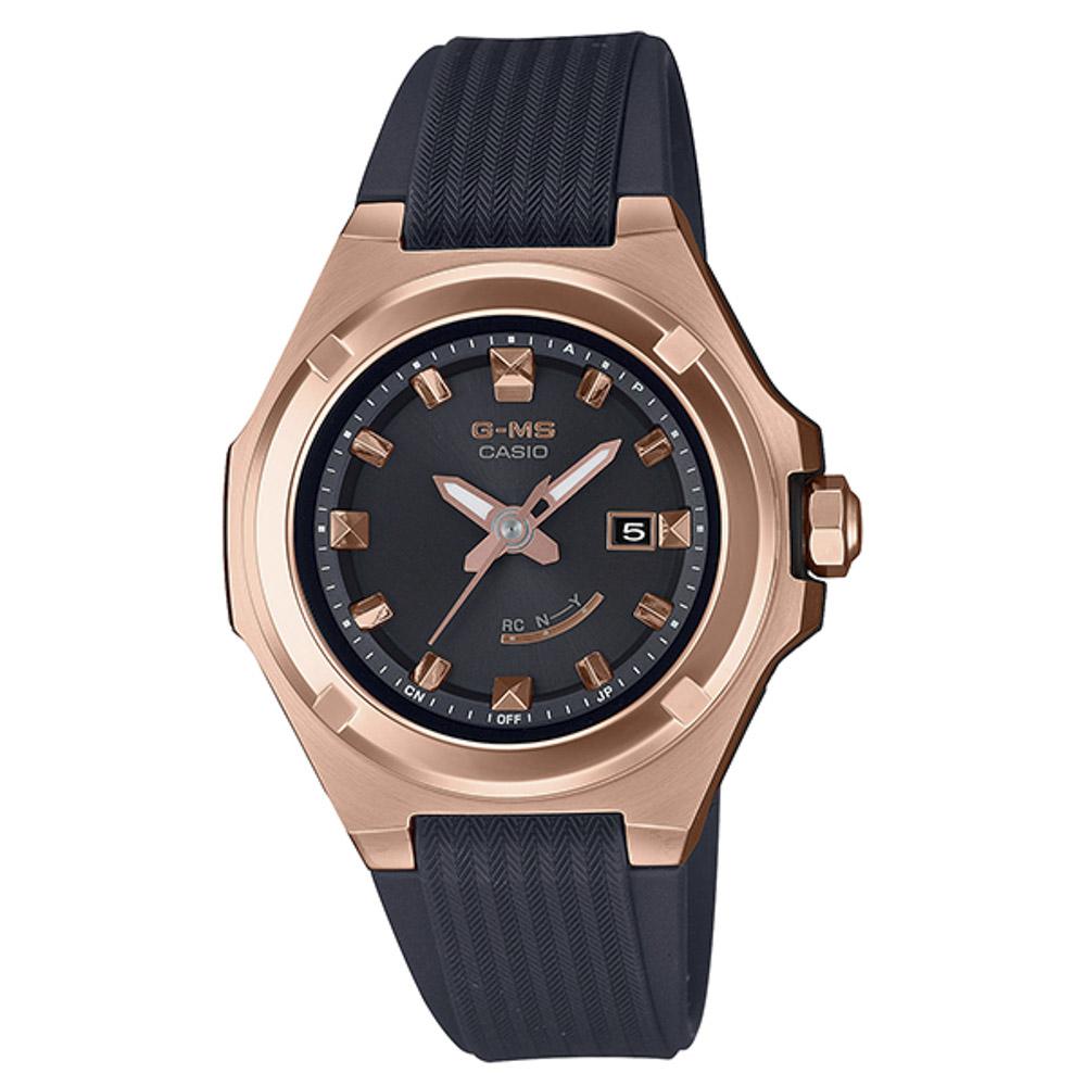 【7月19日-26日限定★エントリーでポイント5倍】ベイビージー BABY-G 腕時計 G-MS 電波ソーラーLウォッチ MSG-W300G-1AJF  ギフトラッピング無料