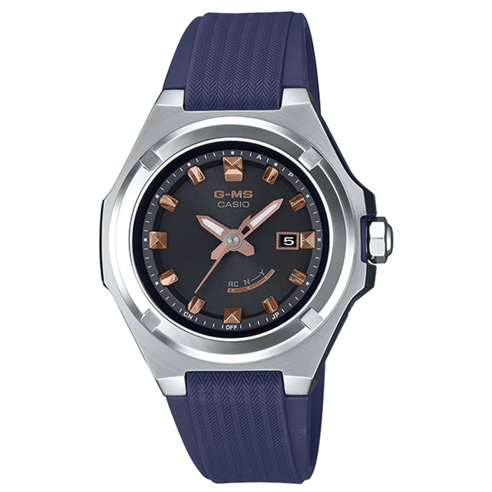 ベイビージー BABY-G 腕時計 G-MS 電波ソーラーLウォッチ MSG-W300-2AJF  ギフトラッピング無料 ラッキーシール対応