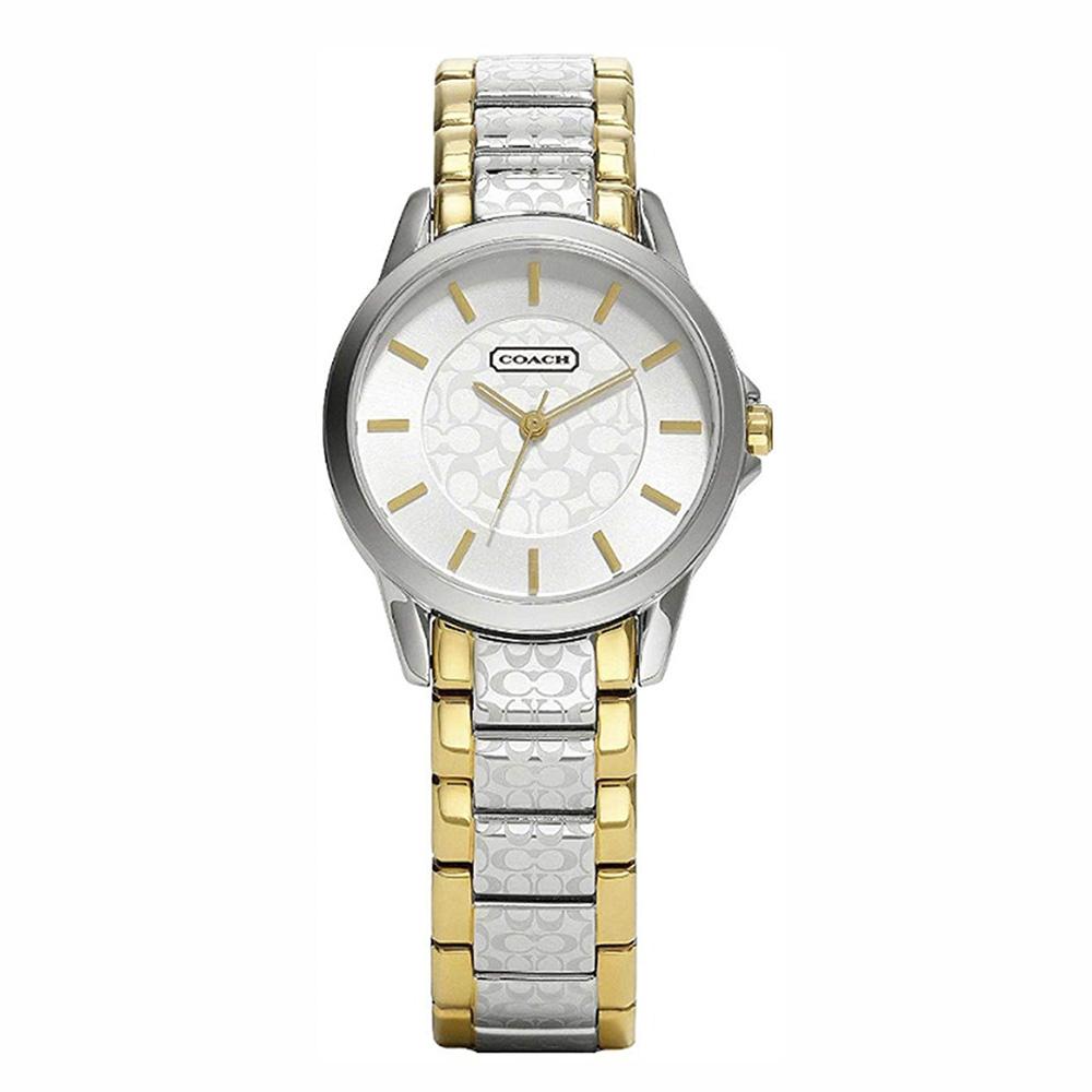 コーチ COACH 腕時計 CLASSIC SIGNATURE L 14501610  ギフトラッピング無料 ラッキーシール対応
