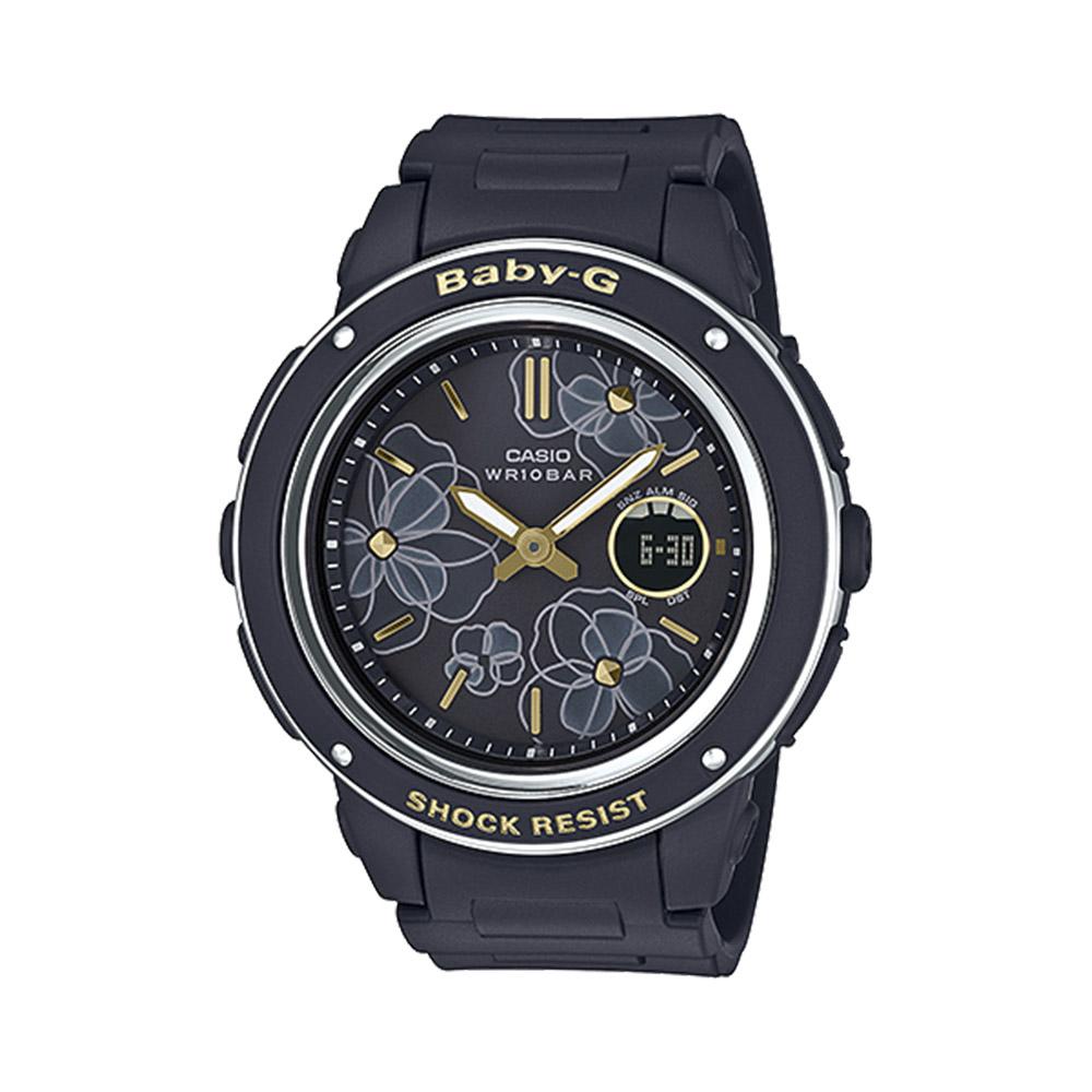 【5月8日-11日★5%OFFクーポン配布中】ベイビージー BABY-G 腕時計 BG・18A Floral Dial アナデジLウォッチ BGA-150FL-1AJF  ギフトラッピング無料 ラッキーシール対応