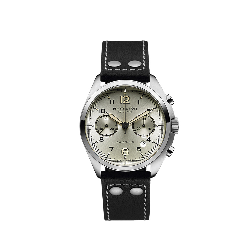 ハミルトン HAMILTON 腕時計 HAM・14SカーキパイロットパイオニアクロノMウォッチ H76416755  ギフトラッピング無料 ラッキーシール対応