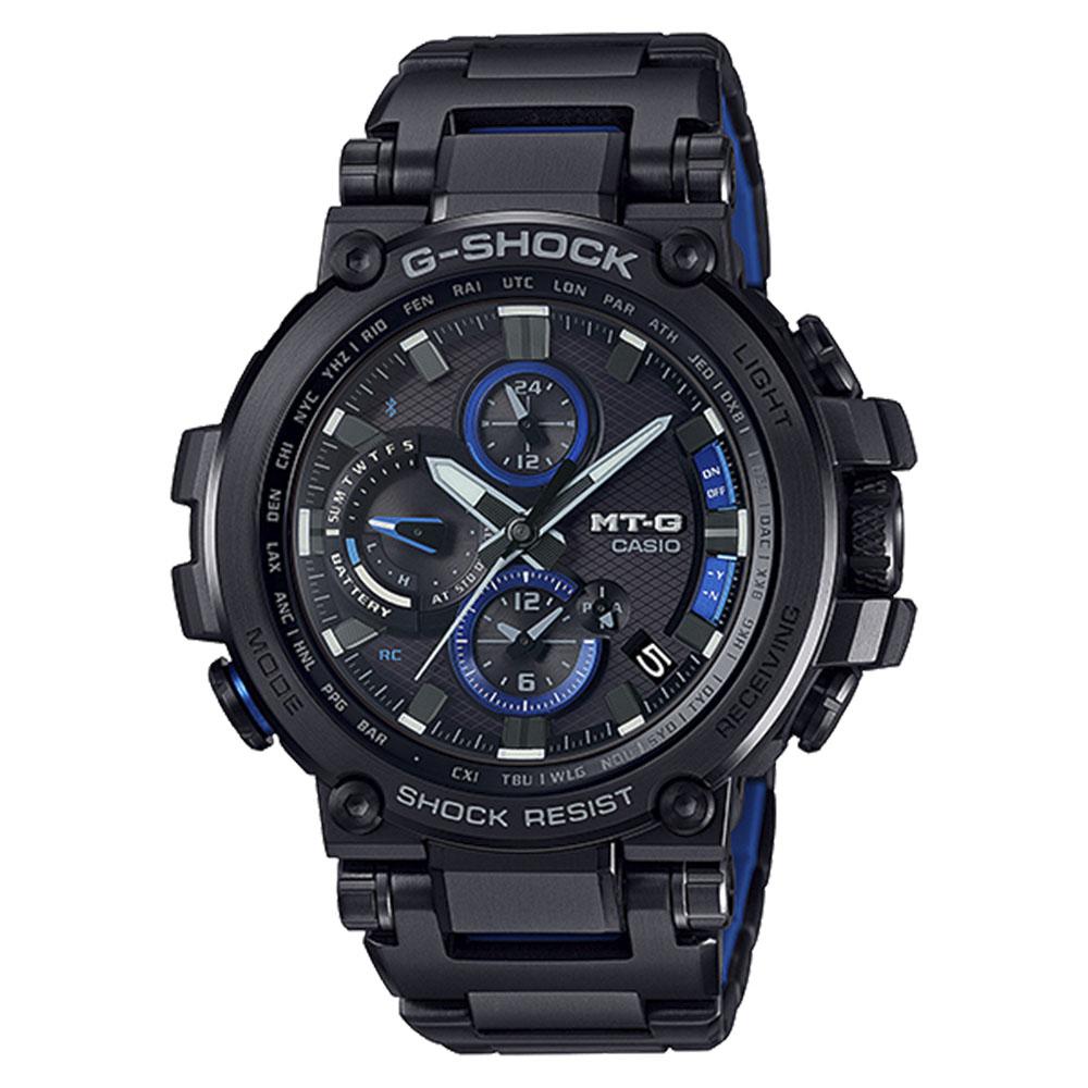 ジーショック G-SHOCK 腕時計 G・18A Bluetooth電波ソーラーMウォッチ MTG-B1000BD-1AJF  ギフトラッピング無料 ラッキーシール対応