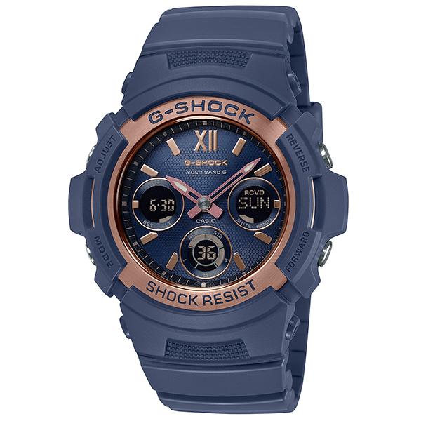 ジーショック G-SHOCK 腕時計 Precious Heart Selection ペア電波ソーラーMウォッチ AWG-M100SNR-2AJF  ギフトラッピング無料 ラッキーシール対応