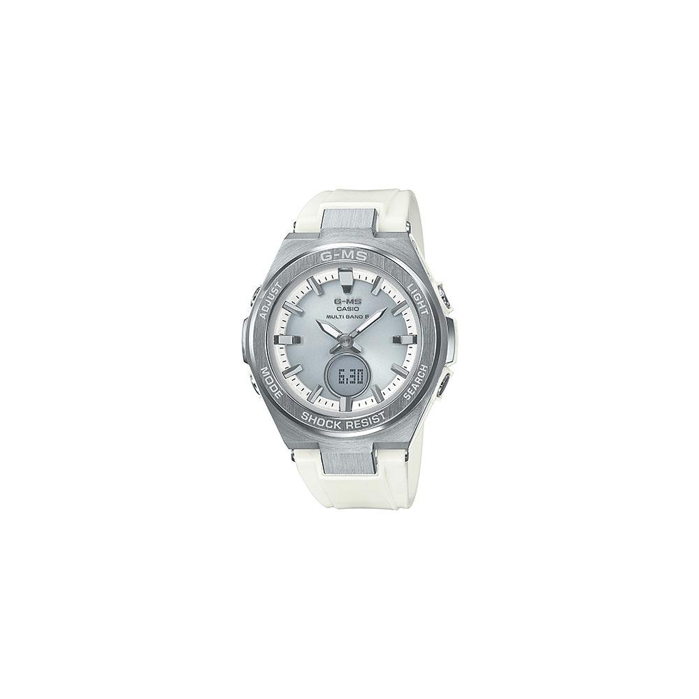 ベイビージー BABY-G 腕時計 BG・18S G-MS 電波ソーラーLウォッチ MSG-W200-7AJF  ギフトラッピング無料 ラッキーシール対応