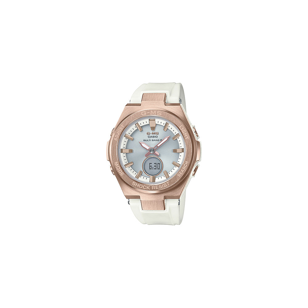 ベイビージー BABY-G 腕時計 BG・18S G-MS 電波ソーラーLウォッチ MSG-W200G-7AJF  ギフトラッピング無料 ラッキーシール対応